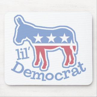Lil' Democrat Donkey Mouse Pad