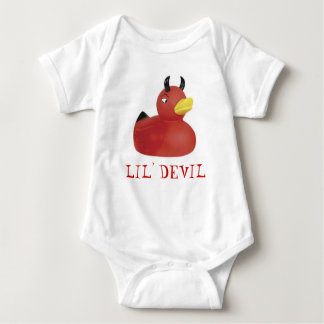 LIL' DEVIL BABY BODYSUIT