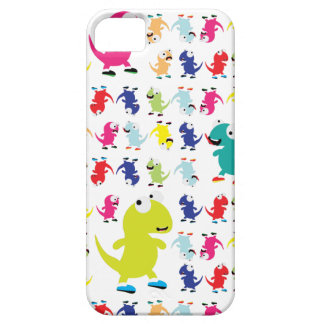 Lil Dino Lizards iPhone 5/5S Cases