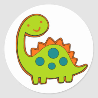 Lil Dino Stickers