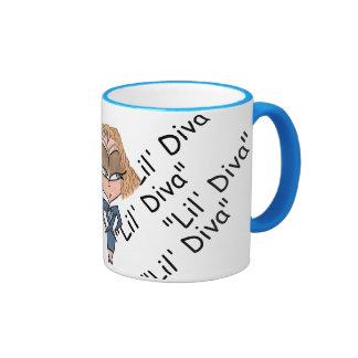 """""""Lil' Diva"""" Mug"""