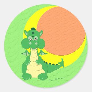 Li'l Dragon Sticker