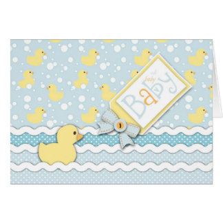 Lil' Duckling Card