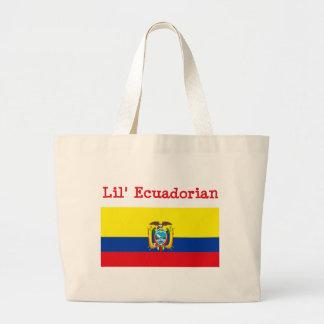Lil' Ecuadorian Tote Bag