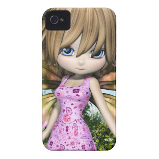 Lil Fairy Princess BlackBerry Bold Case-Mate Bare iPhone 4 Cases