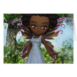 Lil Fairy Princess Card