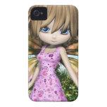 Lil Fairy Princess Case-Mate iPhone 4 Case