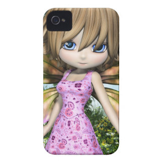Lil Fairy Princess iPhone 4 Case-Mate Case