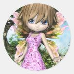 Lil Fairy Princess Sticker