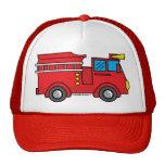 Lil Fire Truck Cap