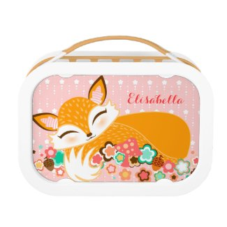 Fox Lunchbox