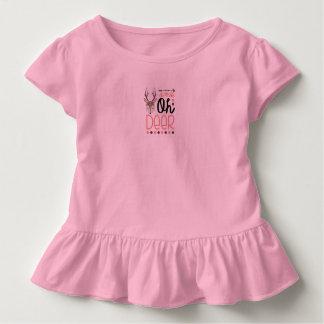 Lil girl deer shirt