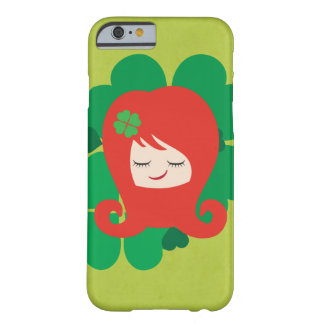 Lil Girlies - Miss Redhead Barely There iPhone 6 Case