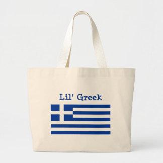 Lil' Greek Tote Bag