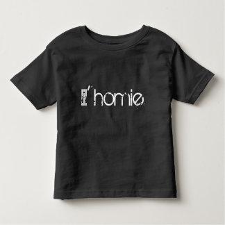 lil' homie toddler tee