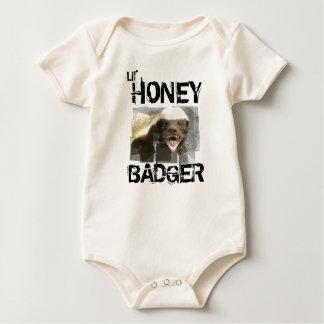 Lil' HONEY BADGER Baby Bodysuit