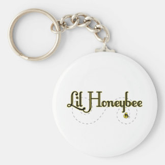 Lil' Honeybee Key Ring