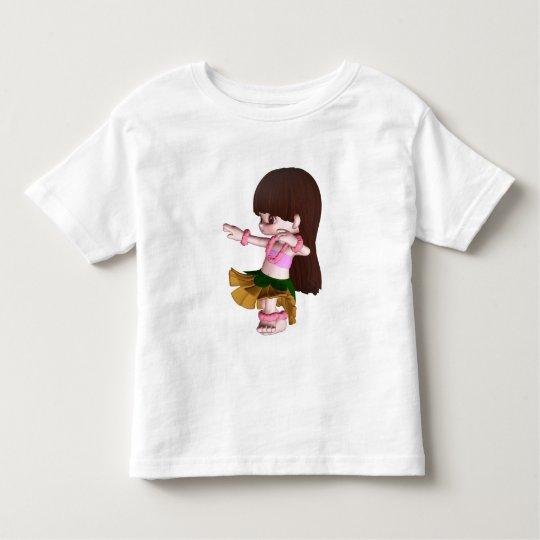 Lil Hula Girl Tee 01