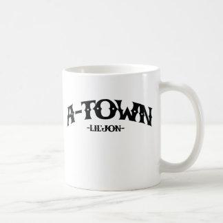 "Lil Jon ""A-Town"" Basic White Mug"