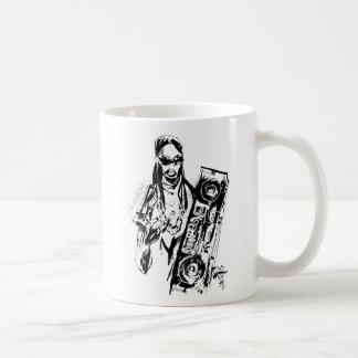 "Lil Jon ""Collaboration by Jim Mahfood and Lil Jon"" Mug"