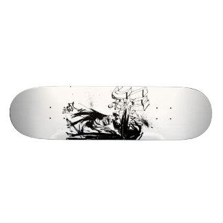 "Lil Jon ""Collaboration by Jim Mahfood and Lil Jon"" Skateboard Deck"
