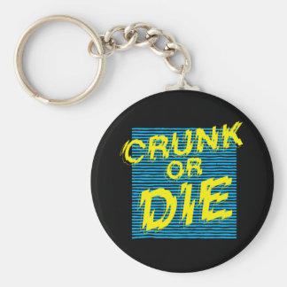 "Lil Jon ""Crunk or Die"" Key Ring"