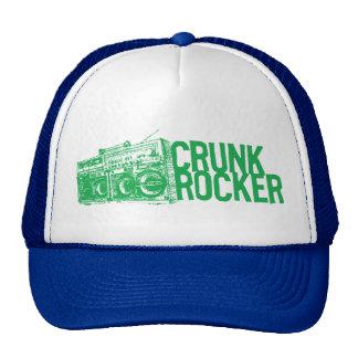 """Lil Jon """"Crunk Rocker Boombox Green"""" Cap"""