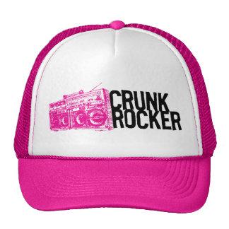 """Lil Jon """"Crunk Rocker Boombox Pink"""" Cap"""