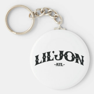 Lil Jon Dirty South Boombox Black Keychain