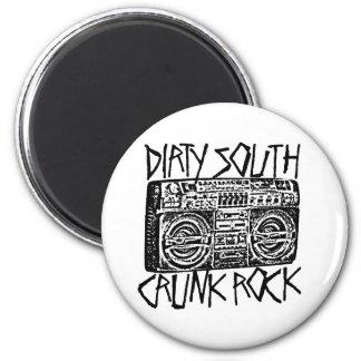"Lil Jon ""Dirty South Boombox Black"" Magnet"