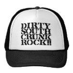 "Lil Jon ""Dirty South Crunk Rock"" caps"