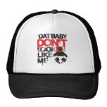 """Lil Jon """"Shawty Putt- Dat Baby Don't Look Like Me"""" hats"""