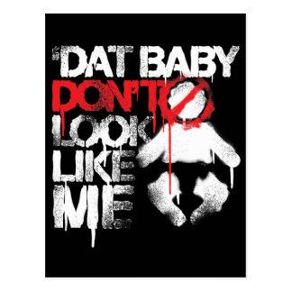 """Lil Jon """"Shawty Putt- Dat Baby Don't Look Like Me"""" Postcards"""