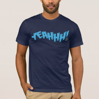 "Lil Jon ""Yeeeah!"" Blue T-Shirt"