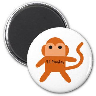 Lil Monkey Fridge Magnets