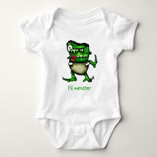 l'il monster baby bodysuit