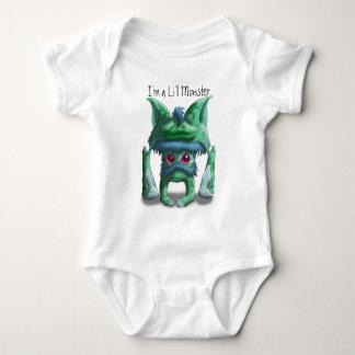 Li'l Monster Baby Bodysuit
