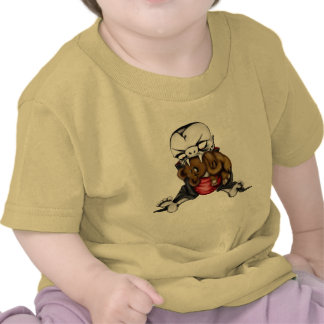 lil monster - dracula's baby t shirt