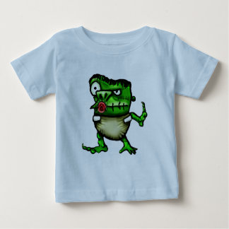 Lil Monster- frankensteins baby Baby T-Shirt