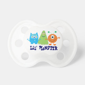 Lil Monster Pacifier