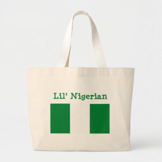 Lil' Nigerian Tote Bag