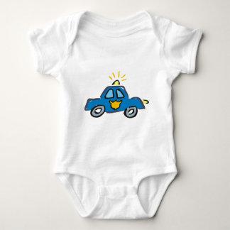 LIL POLICE CAR BABY BODYSUIT