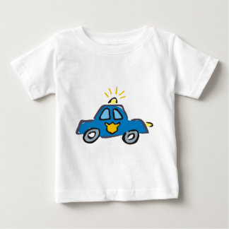 LIL POLICE CAR BABY T-Shirt