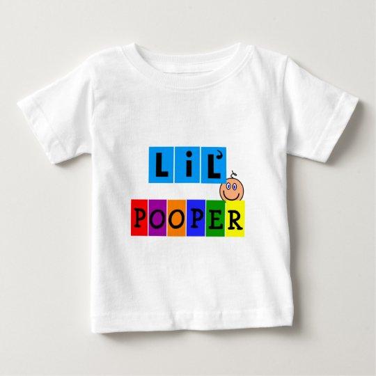 """""""Lil Pooper"""" Infant & Toddler T-Shirts"""