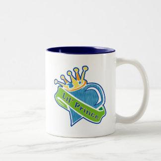 Lil Prince Two-Tone Mug