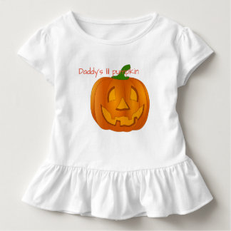 Lil' Pumpkin Toddler T-Shirt