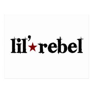 Lil Rebel Postcard