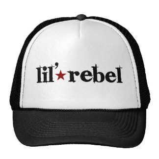 Lil Rebel Trucker Hats