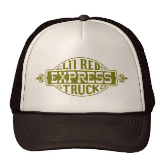 Lil' Red Express Trucker Hats