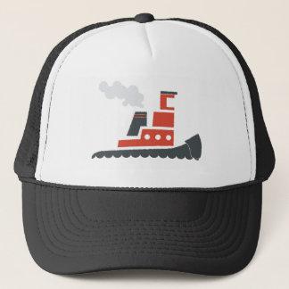 Lil Red Tugboat Trucker Hat